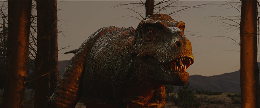 Walking With Dinosaurs 3D: Key shots